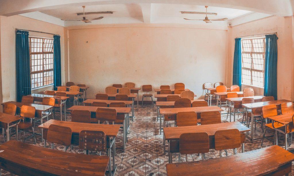 vietnam classroom