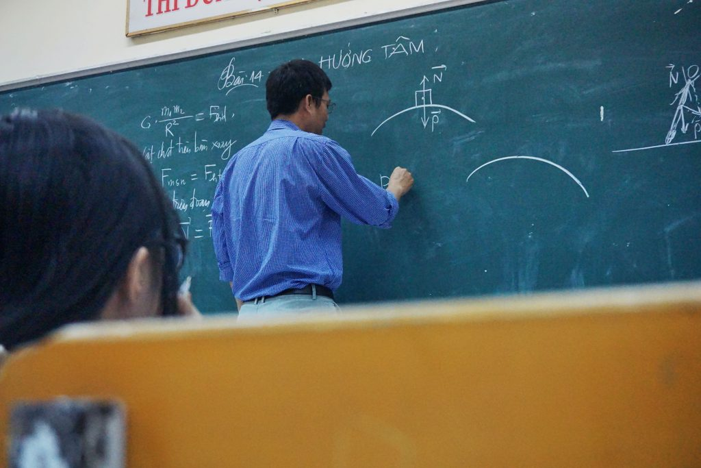 vietnam teaching